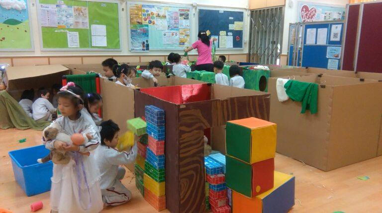Playwork Training Hong Kong